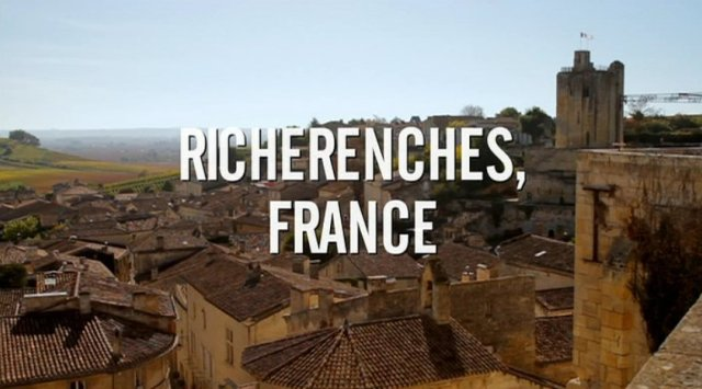 Warehouse 13 S4x01 - Richerenches France