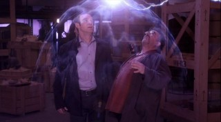 Warehouse 13 S4x01 - Saved by HG Wells VFX