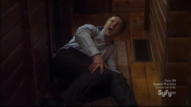 Warehouse 13 S4x05 Mike is down