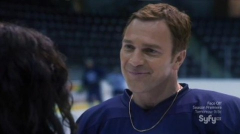Warehouse 13 S4x05 Myka and Mike