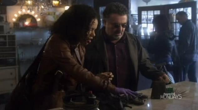 Warehouse13 S4x03 at the pawn shop
