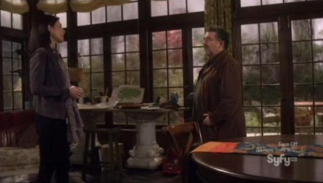 Warehouse 13 S4X07 Artie and H.G
