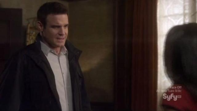 Warehouse 13 S4X07 Pete arrives home to Deb
