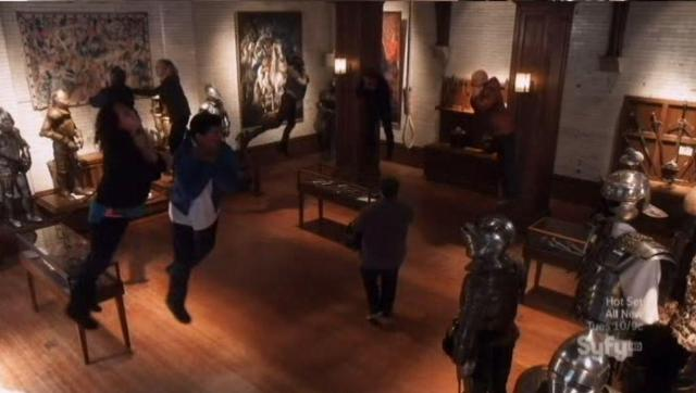 Warehouse 13 S4X10 the noose