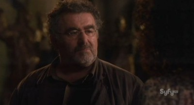 Warehouse 13 S4x10 - Artie from previously on WH13